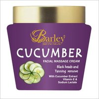 Barley Cucumber Facial Cream