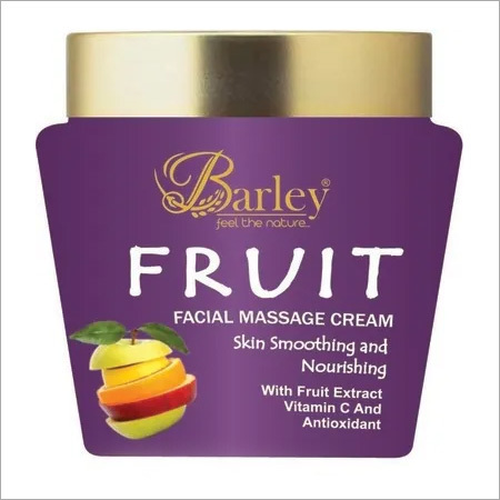Barley Fruit Facial Cream