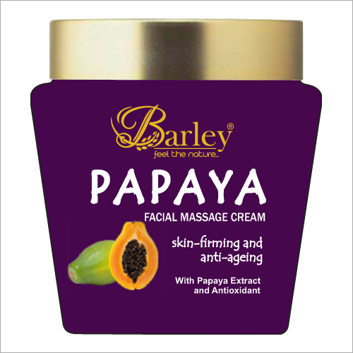 Barley Papaya Facial Cream