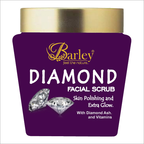 Diamond Facial Scrub