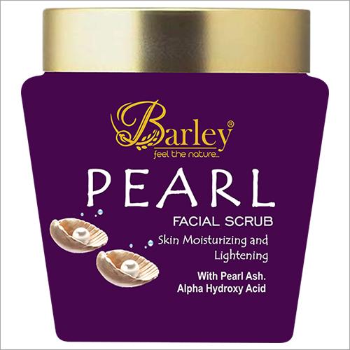 Pearl Facial Scrub