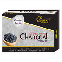 Barley Charcoal Facial Kit