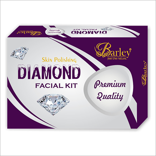 Barley Diamond Facial Kit