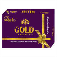 Barley Gold Facial Kit