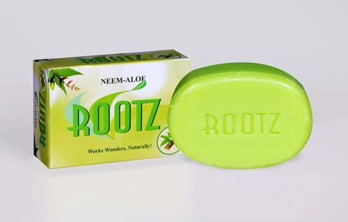Rootz Neem Aloe Soap