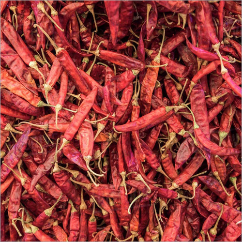 Raw Red Chili and Powder