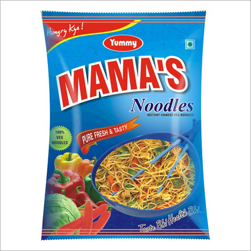Laminated Noodles Packaging Pouches
