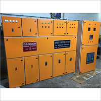 Commercial Switchgear Control Panel
