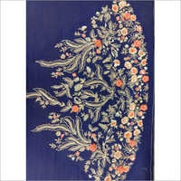 Hand Embroidery Fabric Work