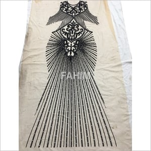 Beaded Embroidery Dress