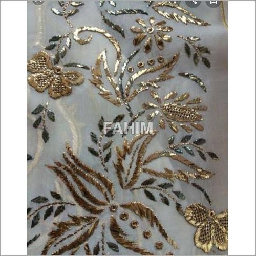Zardozi Hand Embroidery