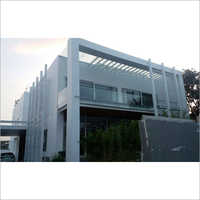 Exterior Glass Cladding Service