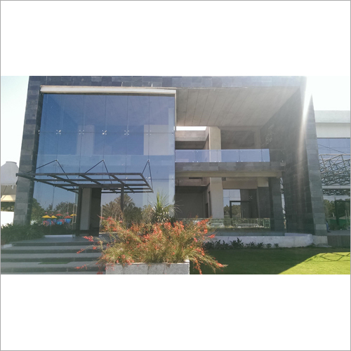 Structural Glass Cladding Service