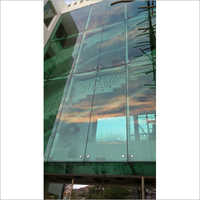 Front Elevation Glass Glazing Service