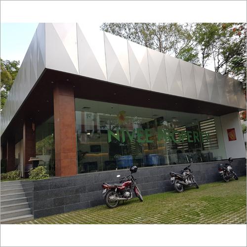 Exterior Glass Glazing Service