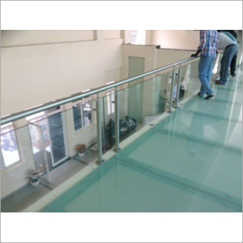 Floor Toughened Glass