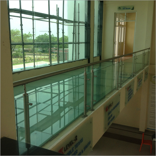 Balcony Railing Glass
