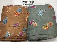 Rayon Flavor Foil Printed