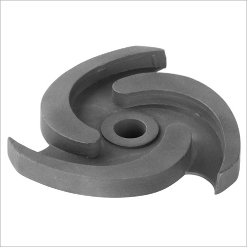 Cast Iron Pump Impeller Casting