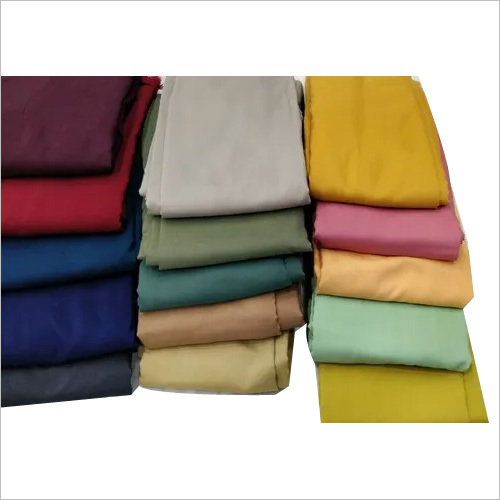 Dyed Muslin Fabric
