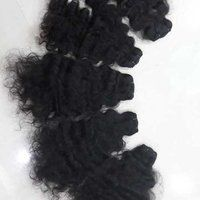 Deep Curly Machine Weft