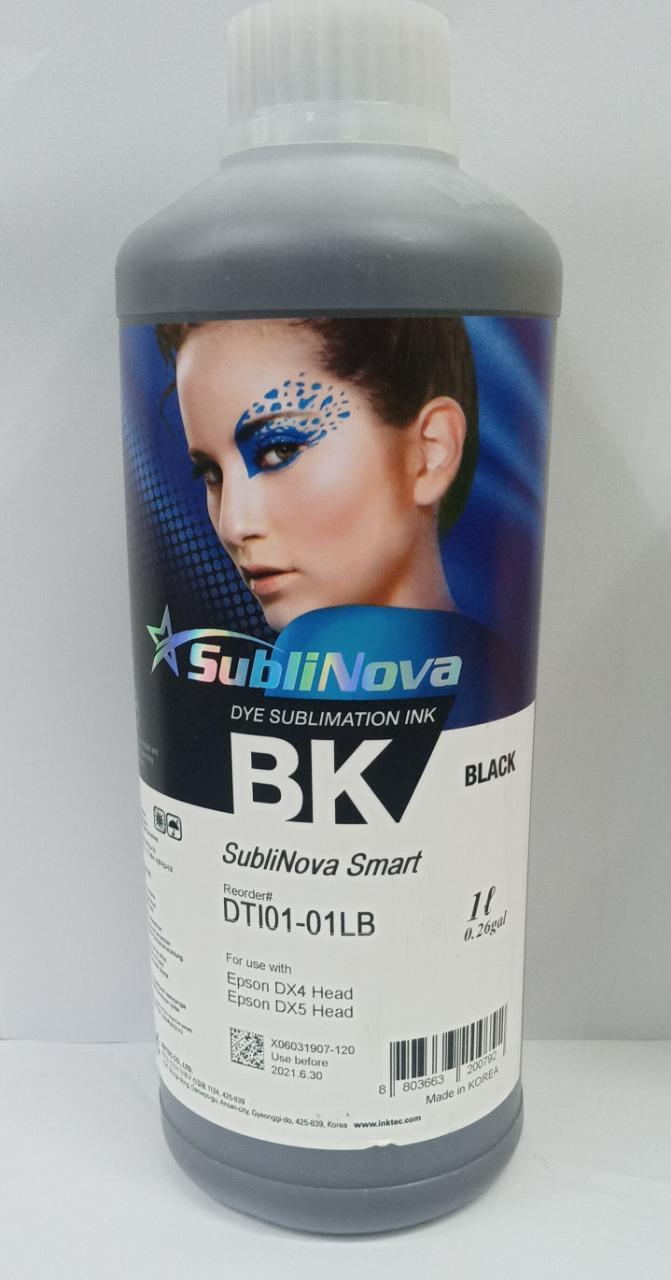 Inktec Sublimation Ink Epson DX4/DX5 Head