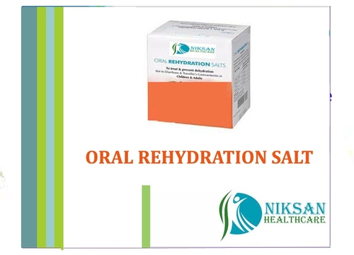 Oral Rehydretion Salts