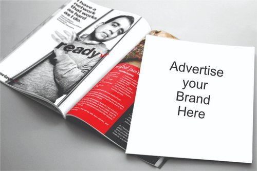 MAGAZINE ADVERTISEMENT SERVICE