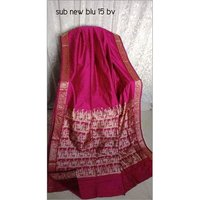 Handloom Soft Silk Baluchari Saree