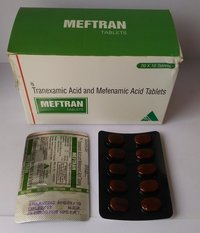 Tranexamic Acid 500mg + Mefenamic 250mg TABLET