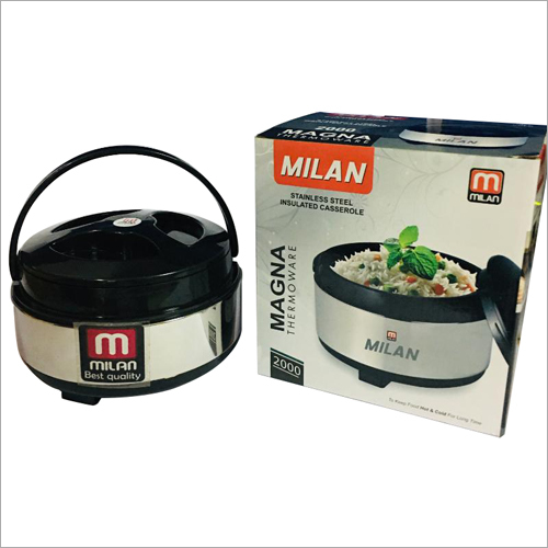 2000 ml Stainless Steel Casserole