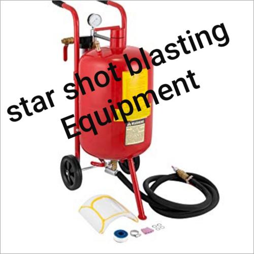 Portable Sand Blasting Machine
