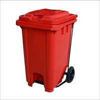 120 Litre 2 Wheeled Dustbin