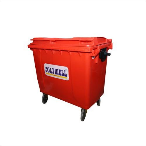 Industrial Wheeled Dustbin