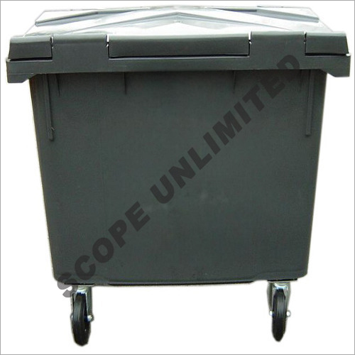 660 Litre Wheeled  Dustbins