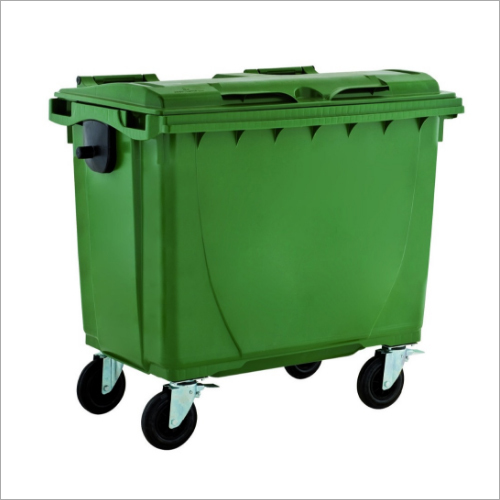Heavy Duty Plastic Wheeled Dustbin