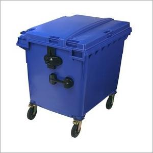 Plastic Wheeled Garbage Bin