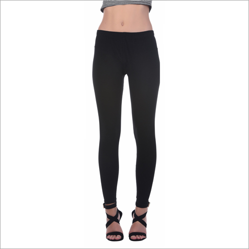 Ladies Black Legging