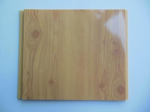 LONSTRONG Wood color PVC Ceiling Sheets