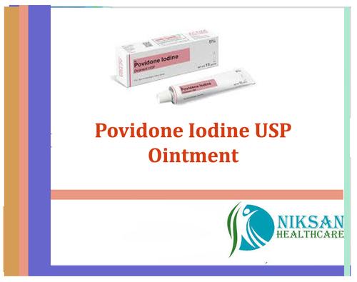 Povidone Iodine Usp Ointment