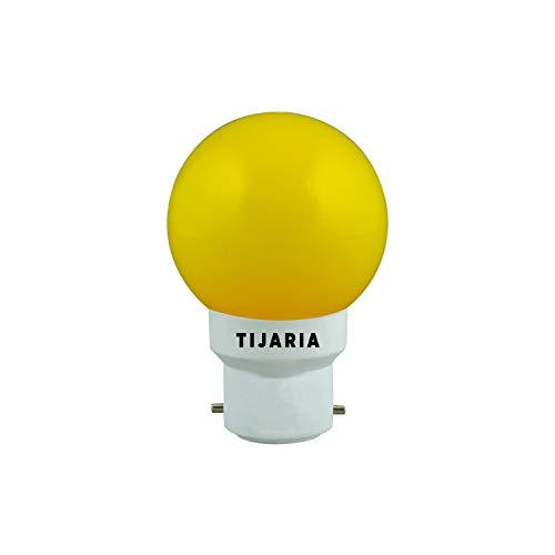 Tijaria LED Moon Light Bulb-05W (Yellow)