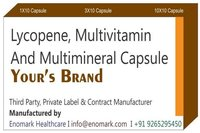 Lycopene Multivitamin and Multimineral Capsule