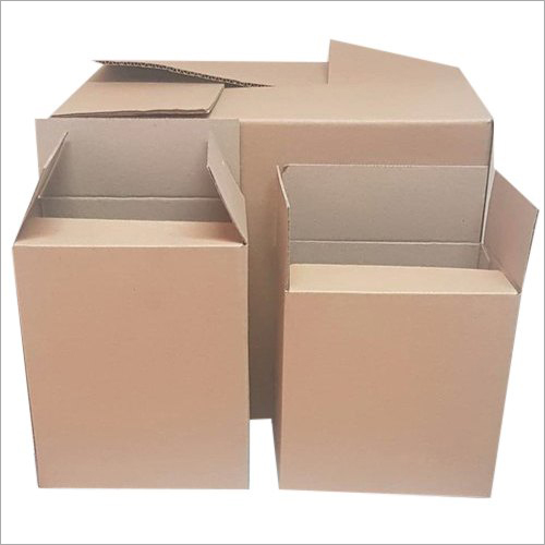 Kraft Paper Carton Box
