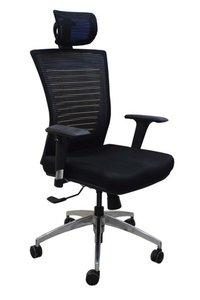 High Mesh Back Cushion Chair
