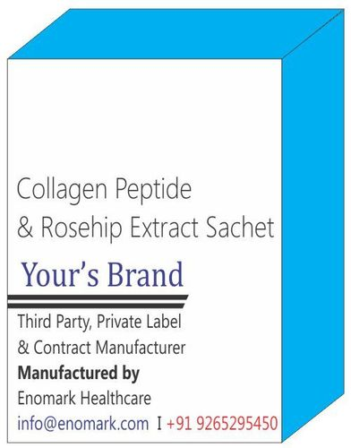 Collagen Peptide & Rosehip Extract Sachet