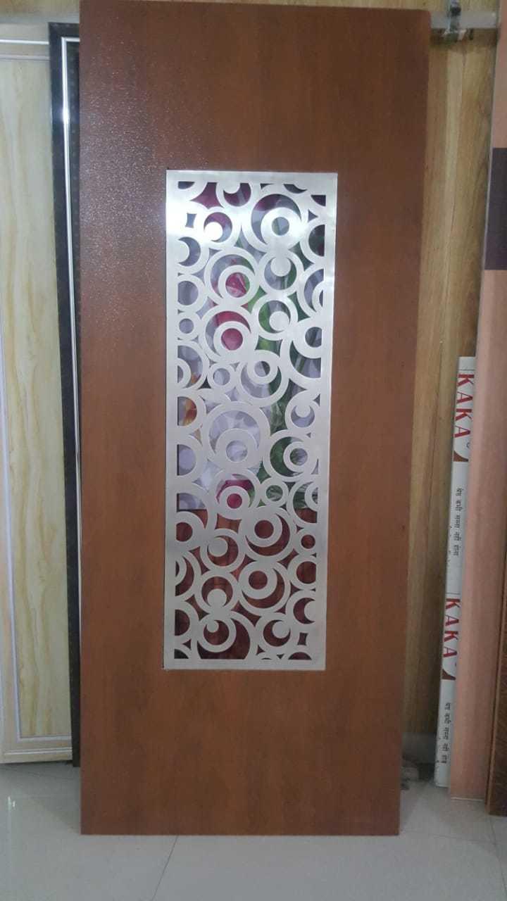 Wpc Texture with routing door
