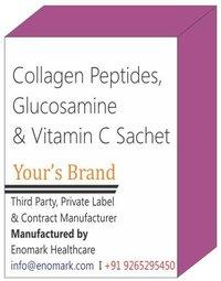 Collagen Peptides Glucosamine & Vitamin C Sachet