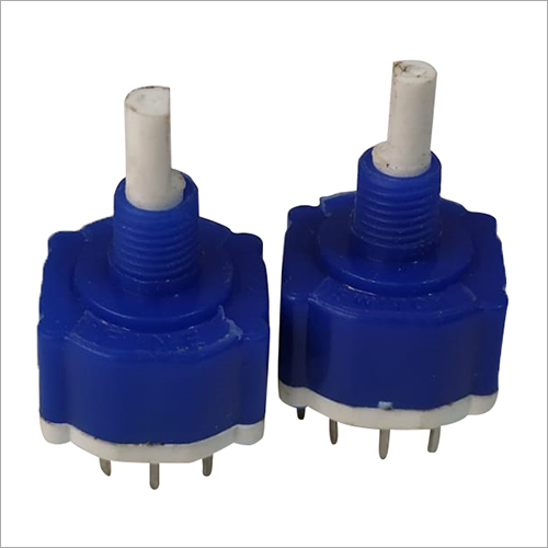 18 mm 4 Step Rotary Switch (Free Rotation)