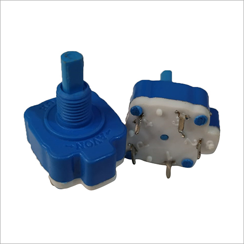 18 mm Standard Rotary Switch