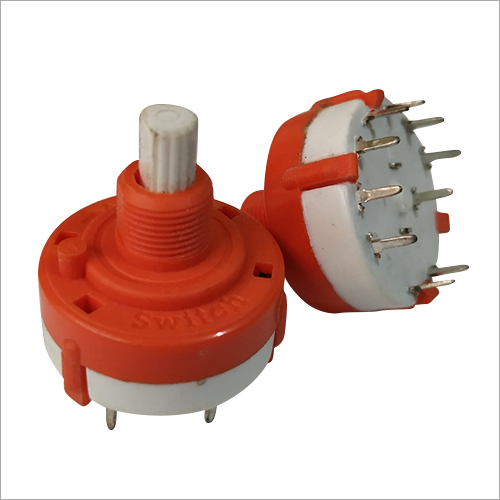 26 mm Rotary Switch (High range)